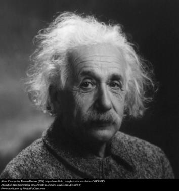 Albert Einstein - 1