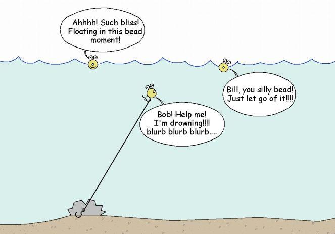 Bead Moments - 1 - blurb blurb argh