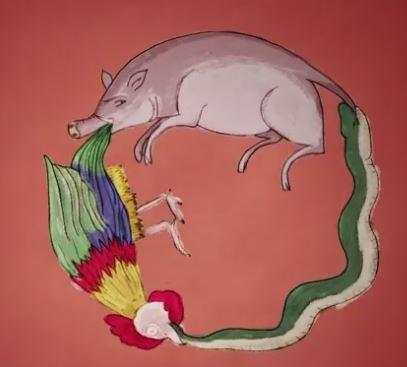 Pig_Snake_Rooster