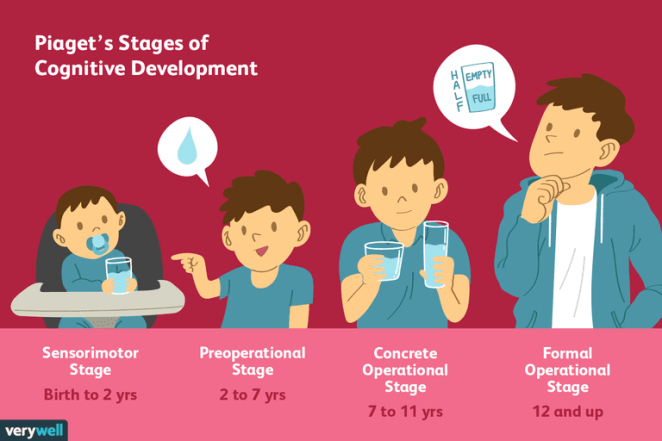 Piaget-stages-of-cognitive-development