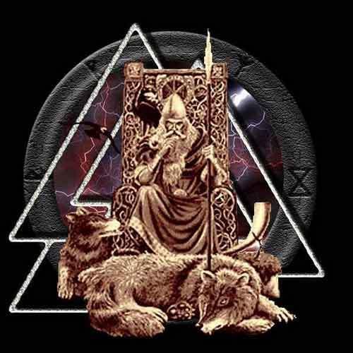 Odin-Throne
